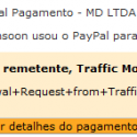 51ºPagamento Traffic Monsoon $50,8 28 Setembro