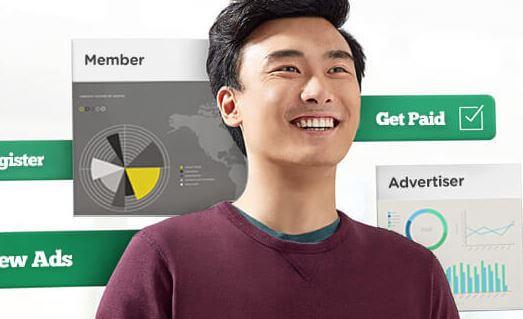 AdFiver Novo PTC $0,01 por clique - Site único