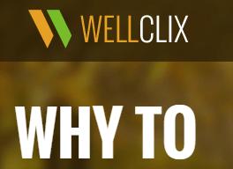 WellClix Novo site PTC Novembro 2015