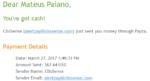78º Pagamento ClixSense $67 27 Março 2017