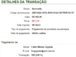 Pagamento FMGClique PagSeguro