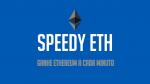 Speedy Eth o melhor Faucet para Ethereum 2018