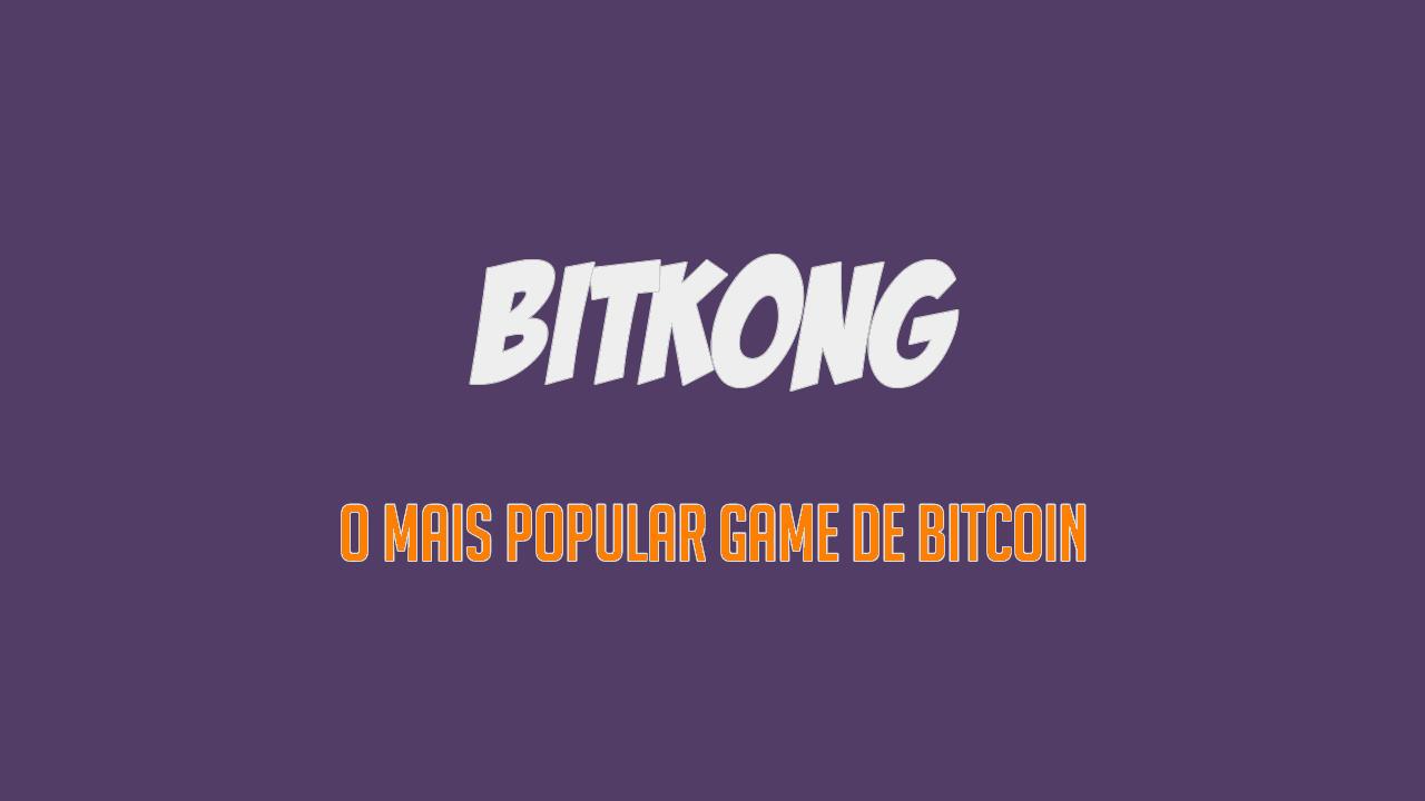 BitKong Ganhe Bitcoin jogando em 2018