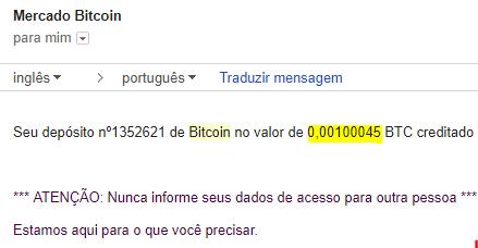 3º Pagamento AdBTC 0.001 BTC 06 Março 2018