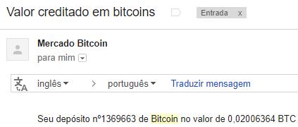 15º Pagamento FreeBitcoin 0.02 BTC 02 Abril 2018