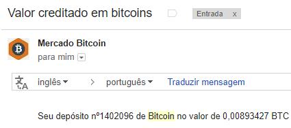 16º Pagamento CoinPot 0.0089 BTC Maio 2018