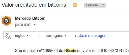 17º Pagamento FreeBitcoin 0.01 BTC Maio 2018