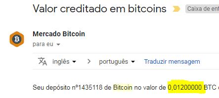 18º Pagamento FreeBitcoin 0.012 BTC Junho 2018
