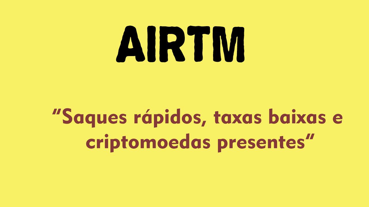 AirTM-conheça-as-Taxas,-saque-e-depósitos