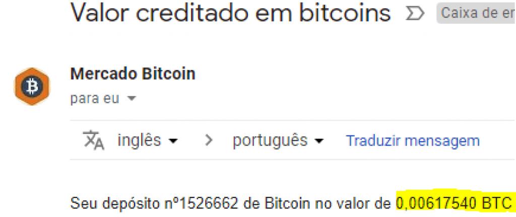 Pagamento CoinPot 0.006 BTC Setembro 2018