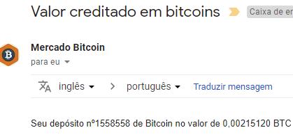 Pagamento BTCClicks 0.002 BTC outubro 2018