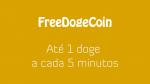 Claim Free Doge 1 DogeCoin a cada 5 minutos