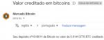 Pagamento CoinPot 0.014 BTC Dezembro 2018