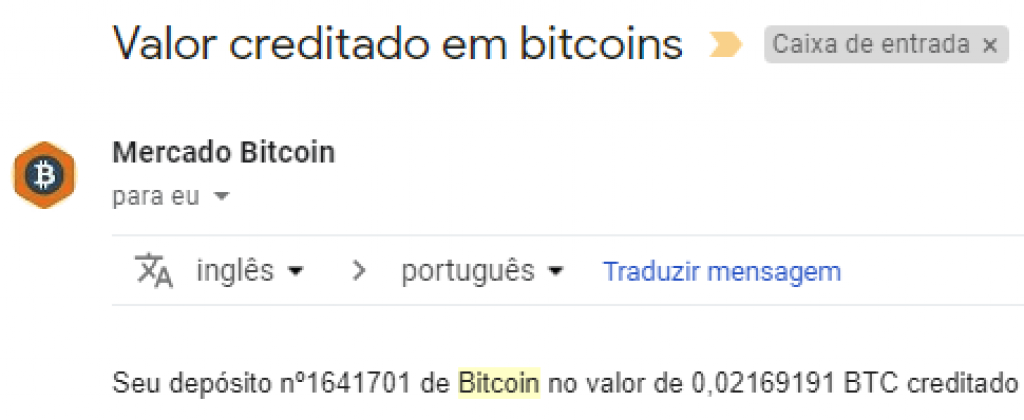 Pagamento FreeBitcoin 0.02 BTC Janeiro 2019