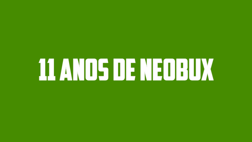 Neobux completa 11 anos e se transforma