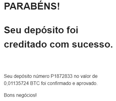 Pagamento CoinPot 0.011 BTC Maio 2019