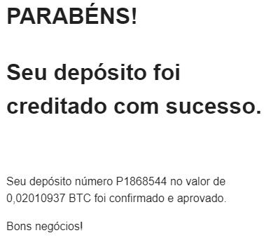 Pagamento FreeBitcoin 0.02 BTC Maio 2019