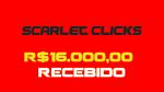 Como Recebi R16.00000 Do Scarlet Clicks