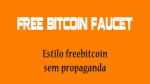 Free Bitcoin Faucet Até 17 A Cada 30 Minutos