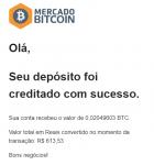 Primeiro Pagamento Freebitcoin Em 2020 R613