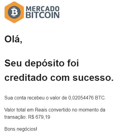 Pagamento freebitco.in R$679 abril 2020