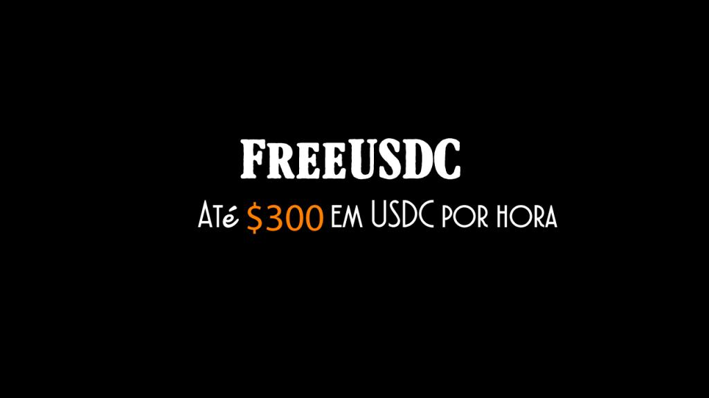 Free USDC