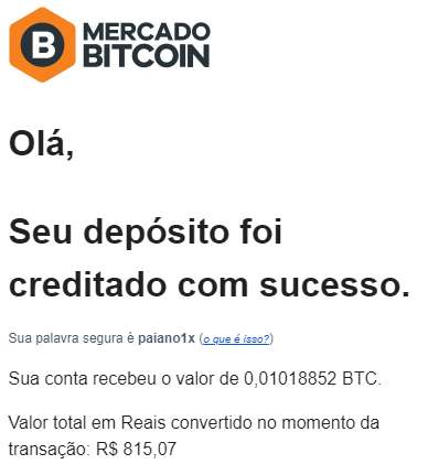 Pagamento FreeBitcoin