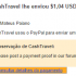 42º Pagamento ClixSense $171 09 Marços 2016