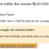 7º Pagamento ClixMansion $4,17 27 Setembro