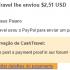 4º Pagamento Express Paid $32 01 Abril