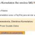 3º Pagamento Express Paid $22,6 15 Março