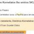44º Pagamento ClixSense $140 04 Abril