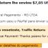 46º Pagamento Traffic Monsoon $50 25 Agosto 2015