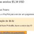 7º Pagamento BuxP $8,24 20 Setembro 2015