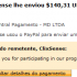 33º Pagamento Neobux $50 06 Abril