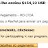 36º Pagamento Neobux $88 11 Julho