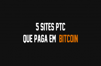 5 sites PTC que paga em bitcoin