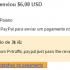 3º Pagamento PayToClick $0,06 26 Outubro