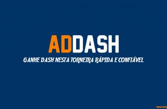 adDASH ganhe muitos Dash grátis Faucet para Dash