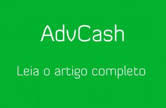 AdvCash não é seguro