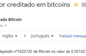 Pagamento AdBTC 0.0014 BTC Dezembro 2018