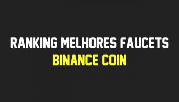 Ranking melhores Faucet Binance Coin Grátis 2020