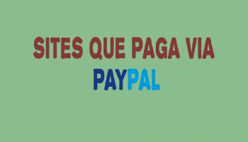 Melhores sites para ganhar Dólar no Paypal 2020