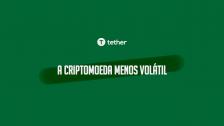 Tether USDT é a criptomoeda mais estável do mundo