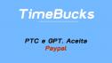 Timebucks PAGA? Como funciona e como ganhar Dollar