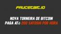 FAUCETBIT.IO novo Faucet bitcoin paga até 200000 satoshi por hora