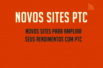 Novos sites PTC pagando em 2020