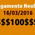 12º Pagamento BuxP $8,24 17 Março 2016